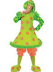 Lolli the Clown Costume Adult