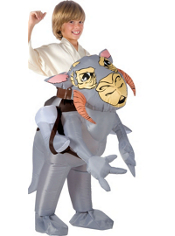 Boys Inflatable Taun Taun Costume - Star Wars