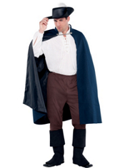 Medieval Hero Cape Adult