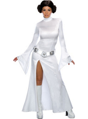 Star Wars Sexy Princess Leia Costume Adult