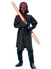 Star Wars Darth Maul Costume Boys Classic