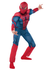 The Amazing Spider-Man Muscle Costume Boys