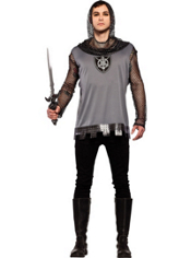 First Knight Costume Teen Boys