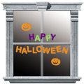 Happy Halloween Gel Clings 16pc