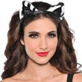 Zebra Ears Headband