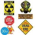 Doomsday Warning Signs 30ct