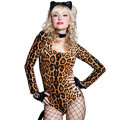 Leopard Bodysuit Adult