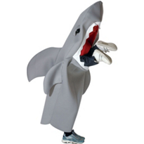 Man-Eating Shark Costume Boys