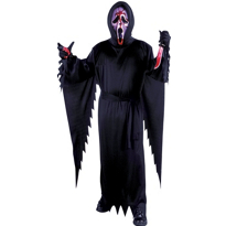 Scream Bleeding Ghost Face Costume Adult