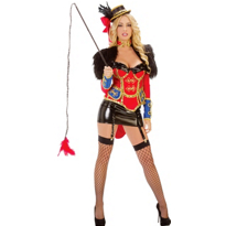 Ring Leader Ringmaster Costume Adult