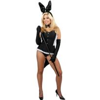 Adult Sexy Tuxedo Bunny Costume