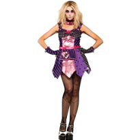 All Stitched Up Doll Costume Adult
