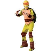 Boys Michelangelo Costume - Teenage Mutant Ninja Turtles